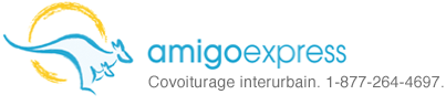Covoiturage AmigoExpress Logo